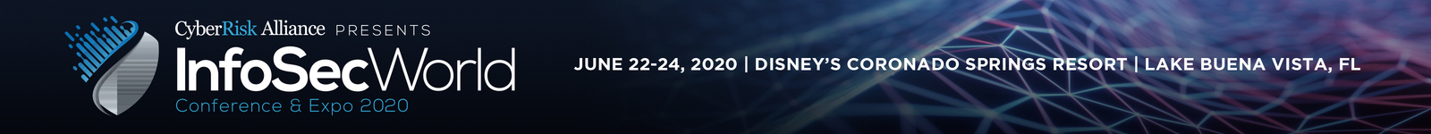 InfoSec World 2020 logo